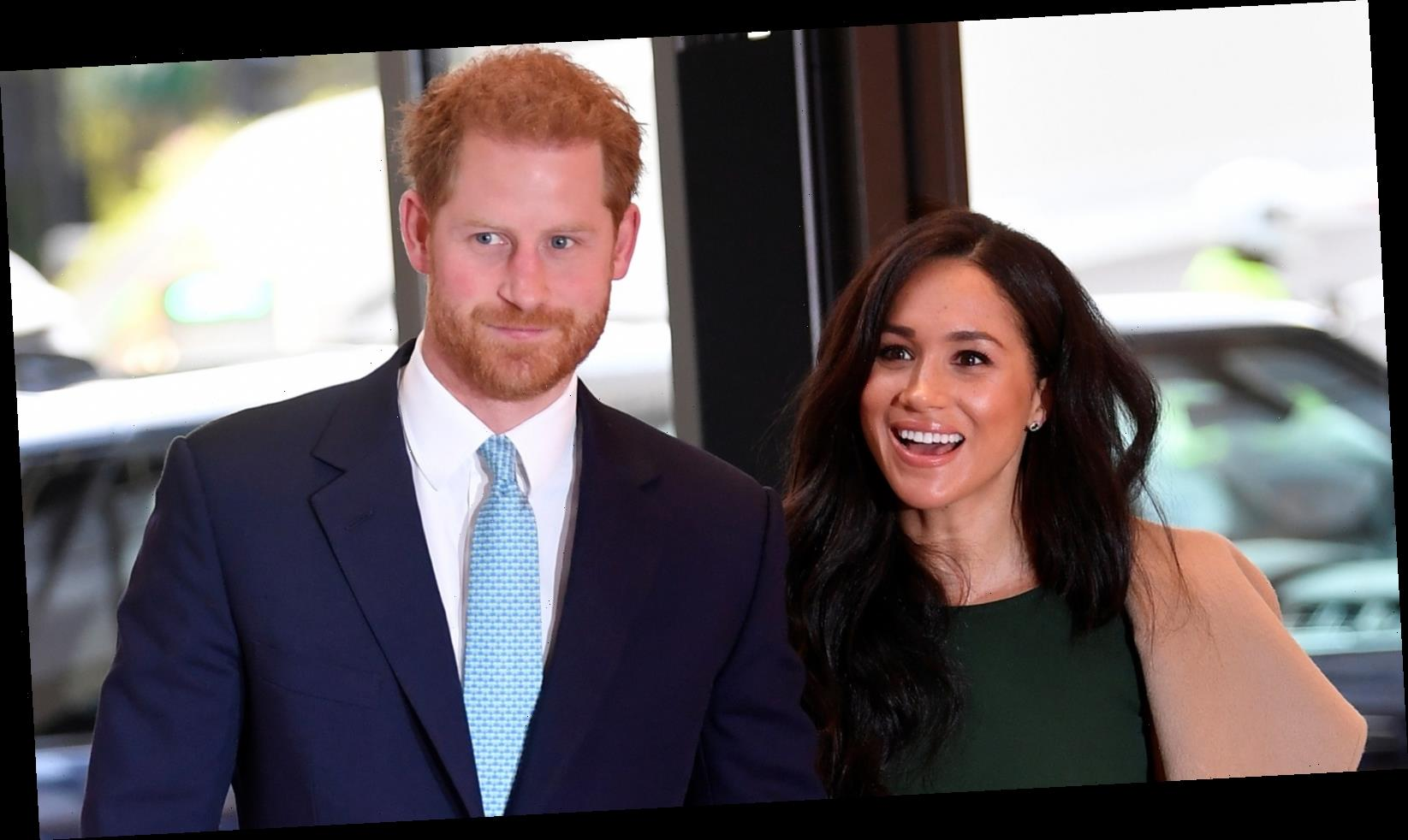 Meghan Markle and Harry are about to get a famous neighbor