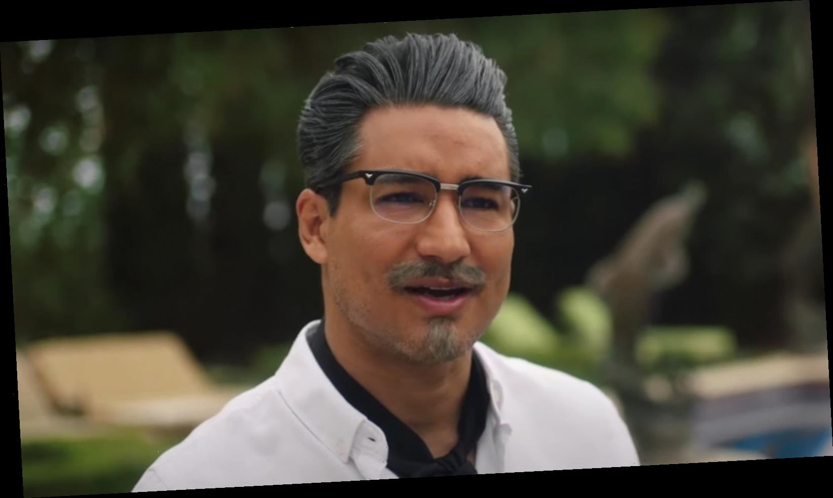 What these actors would look like as Colonel Sanders