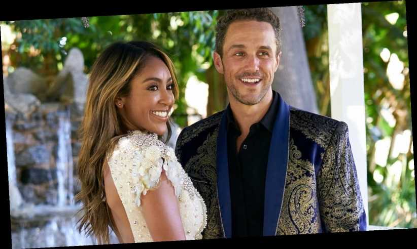 Expert Makes Bold Claims About How Compatible Tayshia Adams And Zac Clark Really Are