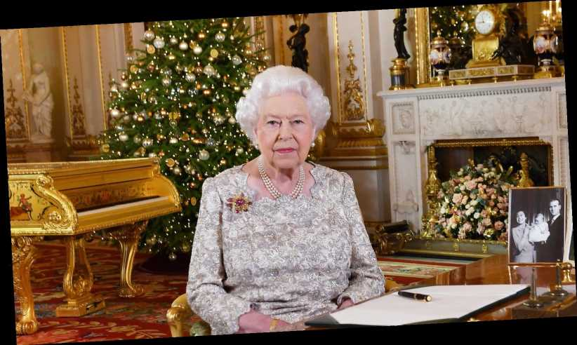 The Unusual Way Queen Elizabeth Is Delivering Her Christmas Message This Year