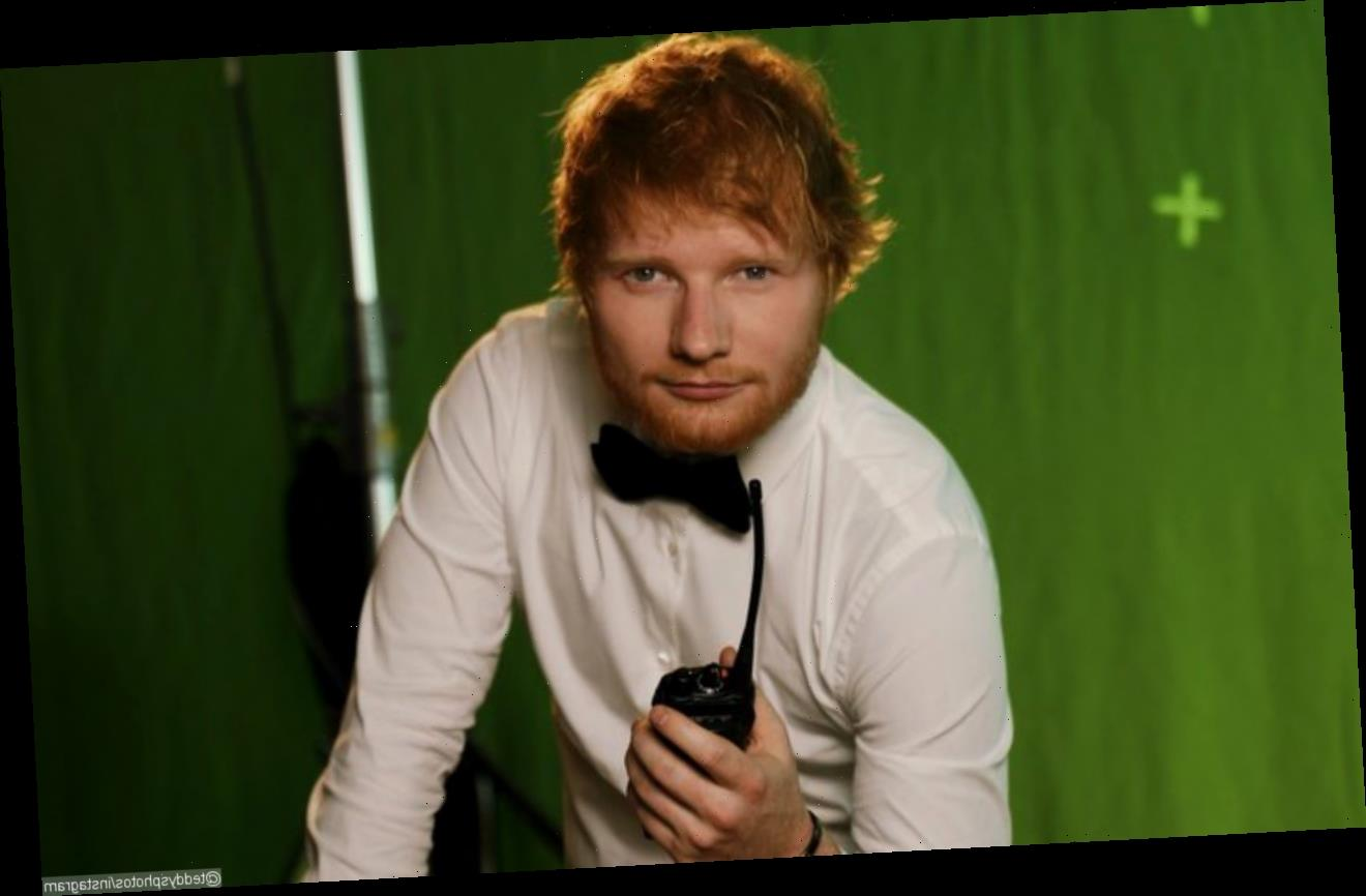 Ed Sheeran Teases First Music in Over One Year as Christmas Present to Fans