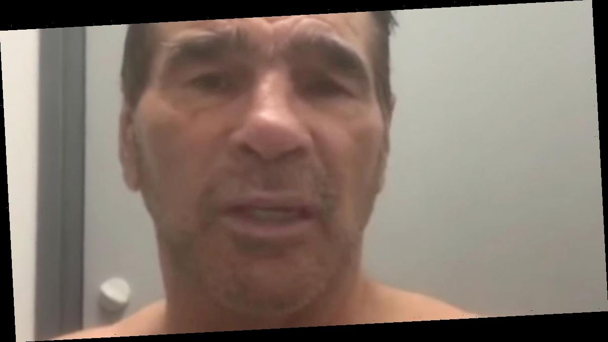 Paddy Doherty breaks down as he shares heartbreak over missing sister's funeral