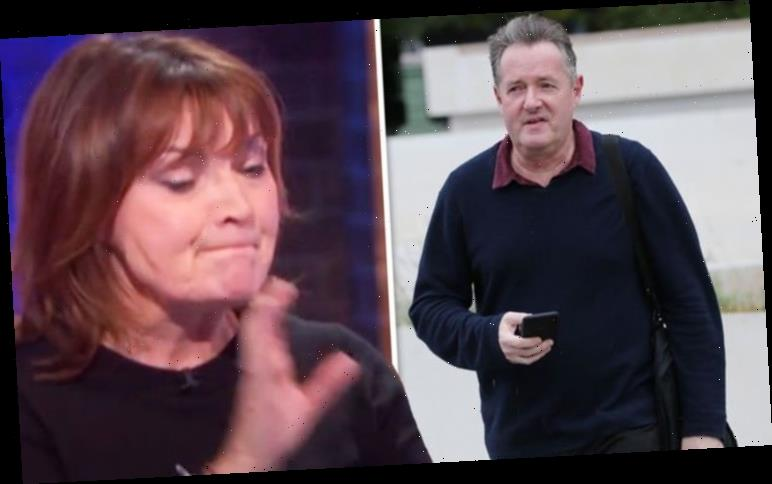 Lorraine Kelly faces harsh criticism as ITV host attempts to defend Piers Morgan