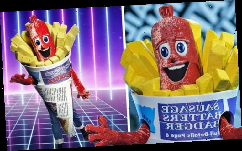 The Masked Singer: Sausage's identity 'uncovered' with easy clue connected to Dover
