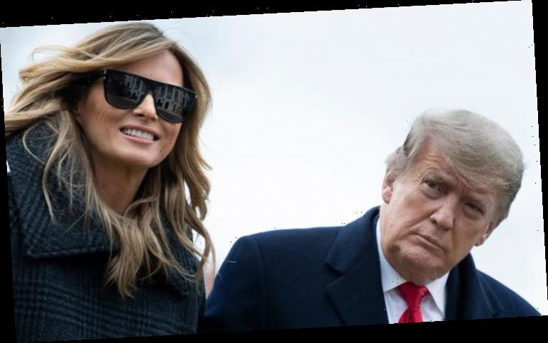 'She's a tough calculating cookie' Piers Morgan on how Melania won't rush for divorce