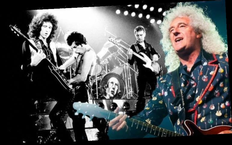 Queen Brian May: Which bands influenced Queen? 'Young Brian'