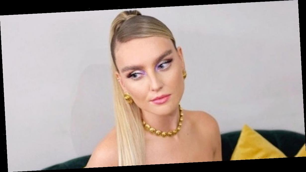 Little Mix's Perrie Edwards admits she 'feels utter s***' during the lockdown
