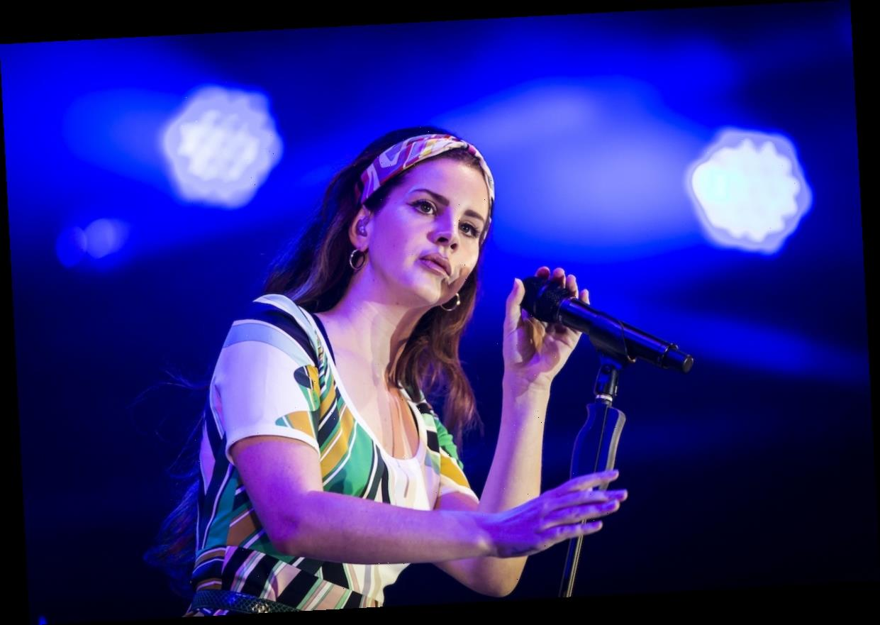 Lana Del Rey Reveals Cover, Tracklist for 'Chemtrails Over the Country Club'