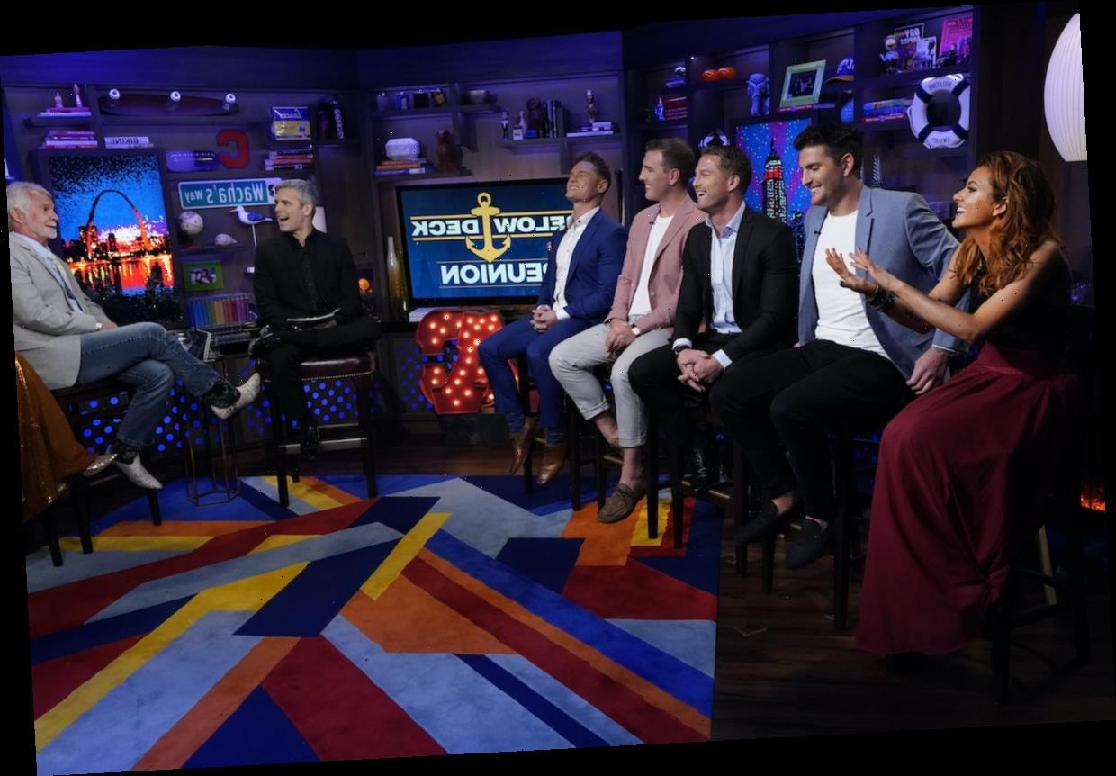 'Below Deck': Andy Cohen Hints that Season 8 Will Have a Reunion