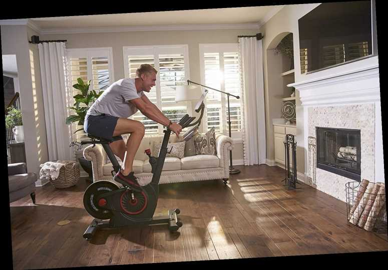 Want a Spin Bike for Your Home Gym? Our Favorite Peloton Alternative Is $200 Off Right Now