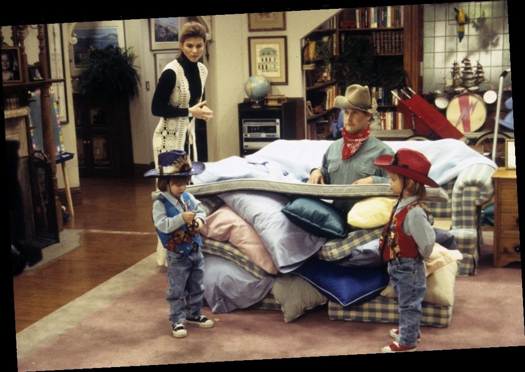 'Full House:' Remember When 'Mr. Stephanie' Accidentally Cut Uncle Jesse's Hair?