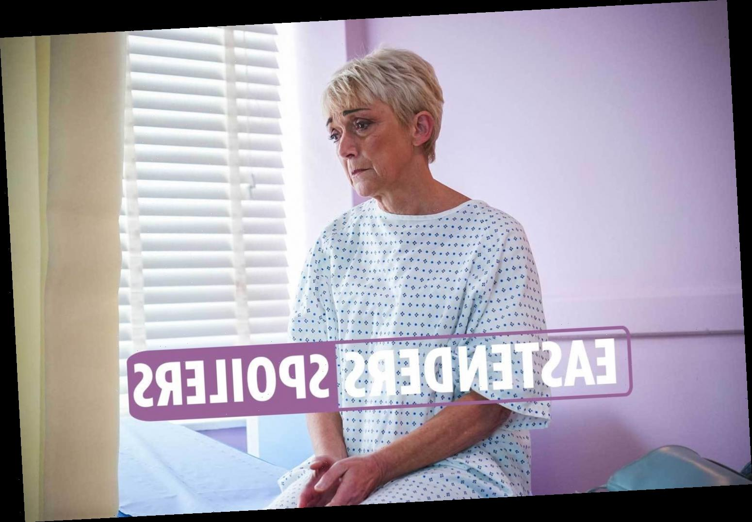 EastEnders spoilers: Jean Slater refuses test to discover if her cancer is back after finding a lump