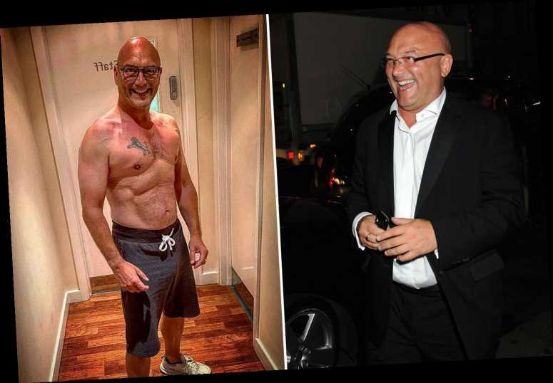 MasterChef's Gregg Wallace says he doesn't believe in diets and still eats carbs and boozes despite 4st weight loss