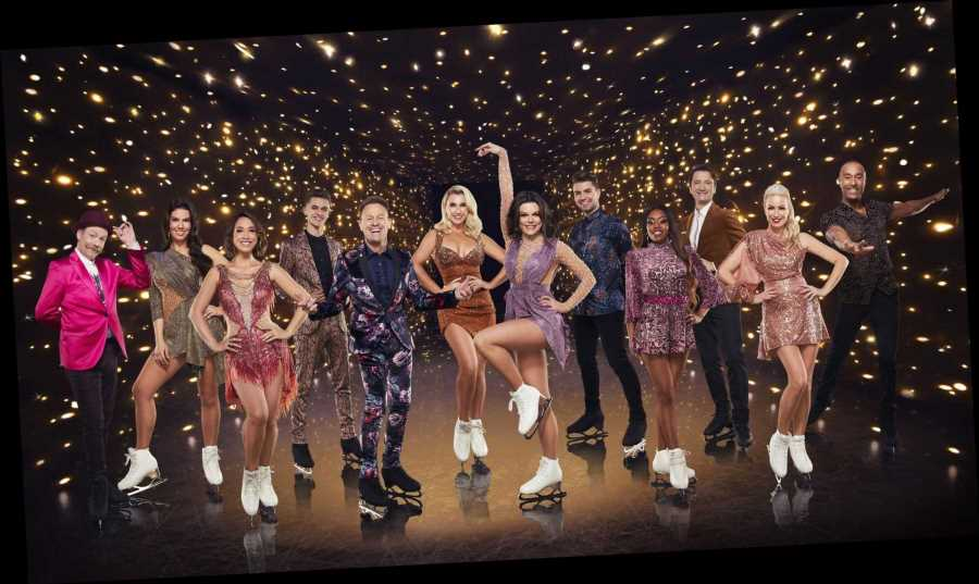Dancing On Ice fans 'in tears' as show offers 'some normality' as it returns to our screens