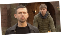 Sid destroys Victor and takes down County Lines run in Hollyoaks?