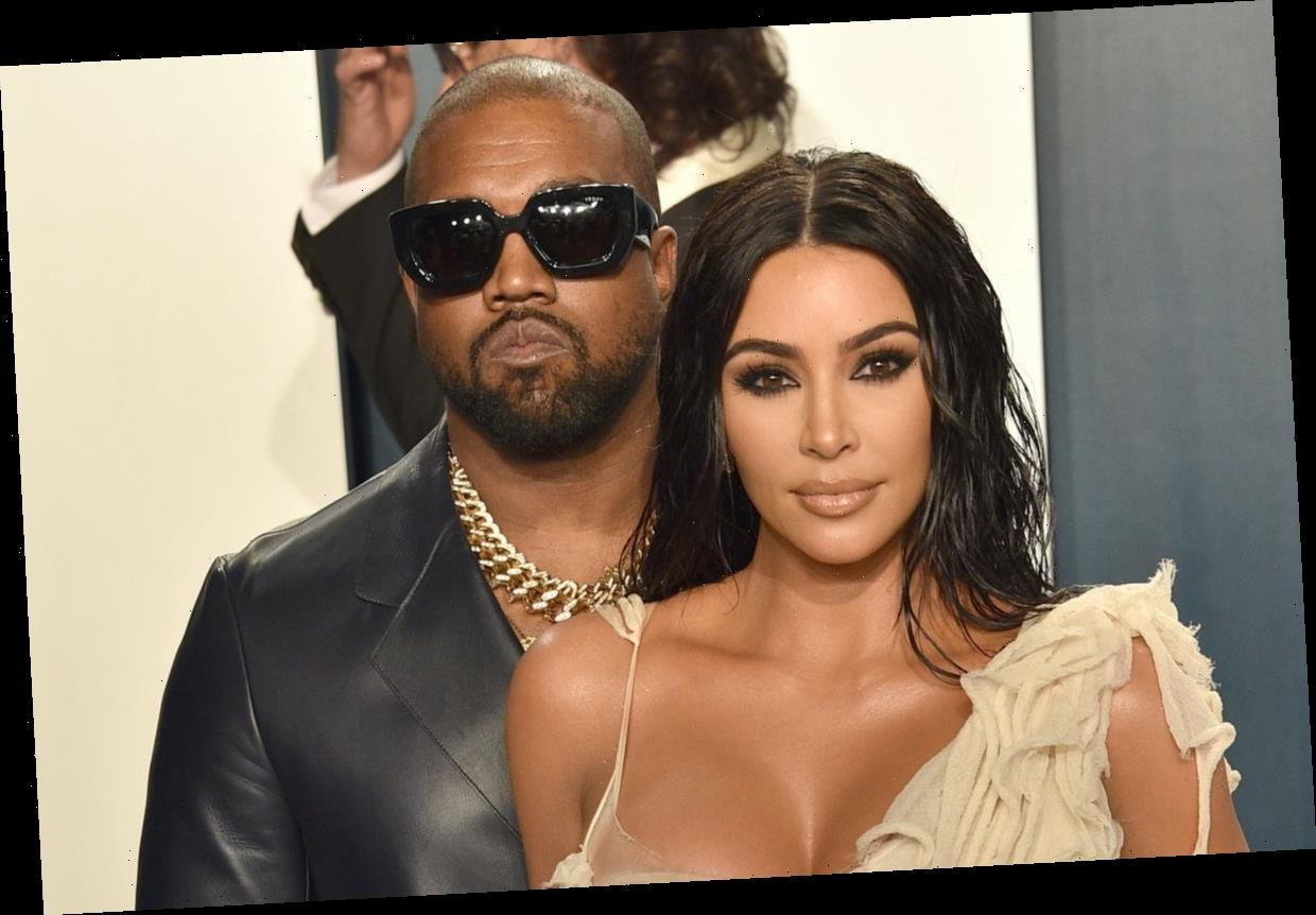 """Are Kim & Kanye Divorcing? Their Marriage Is Reportedly """"In Deep Trouble"""""""