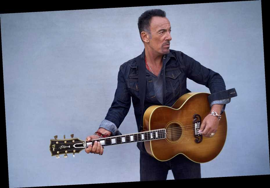 Bruce Springsteen Teases 'Some Projects' for 2021, Predicts 2022 Touring