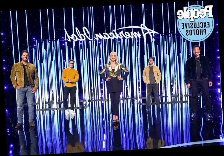 American Idol: See the First Look at Season 4 with Katy Perry, Luke Bryan and Lionel Richie