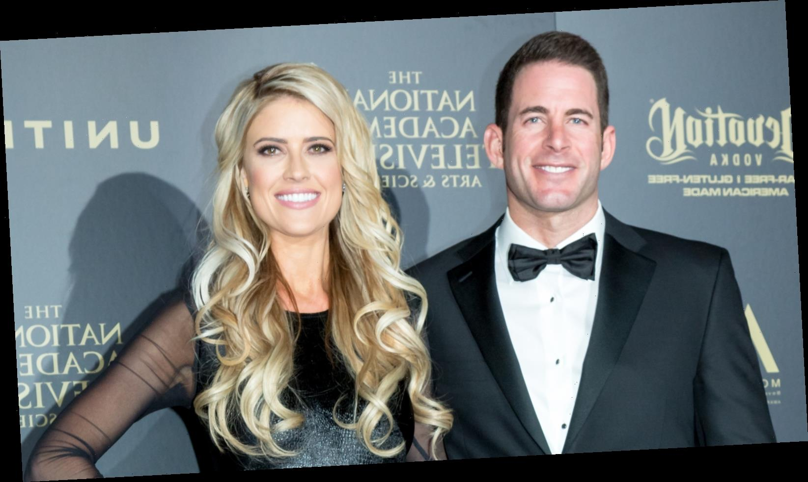 What You Never Knew About Christina Anstead And Tarek El Moussa's Relationship