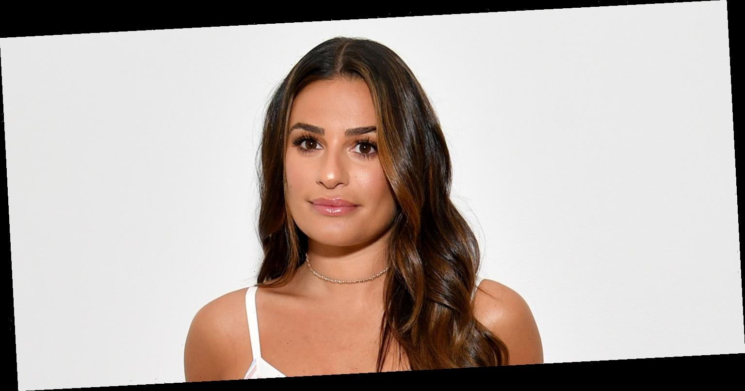 Lea Michele Reveal She's Lossing Her Hair After Giving Birth
