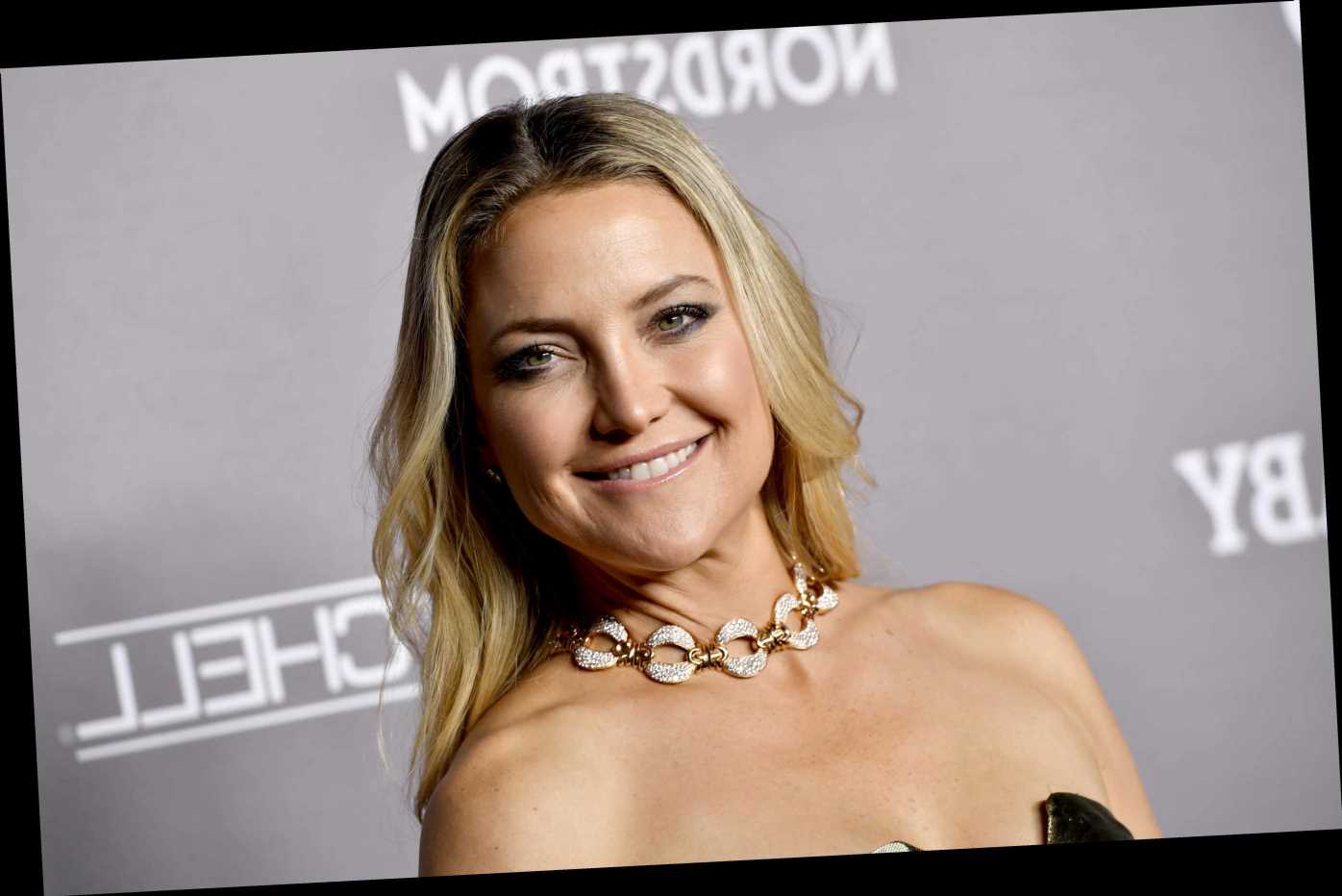 Kate Hudson hopes to reconnect with estranged father, siblings in 2021