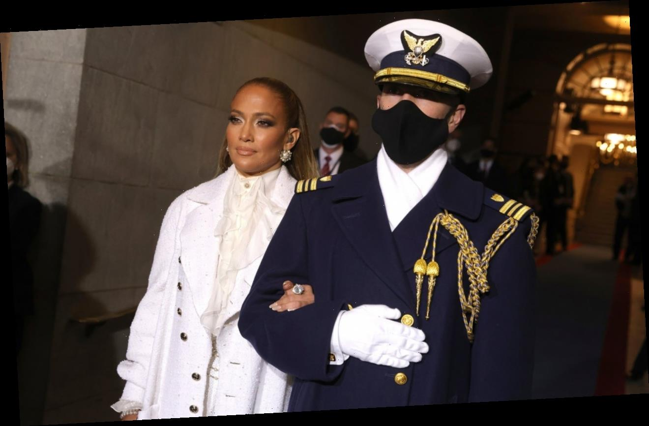 Jennifer Lopez Catches the Heat for 'Self-Serving' Performance at 2021 Inauguration