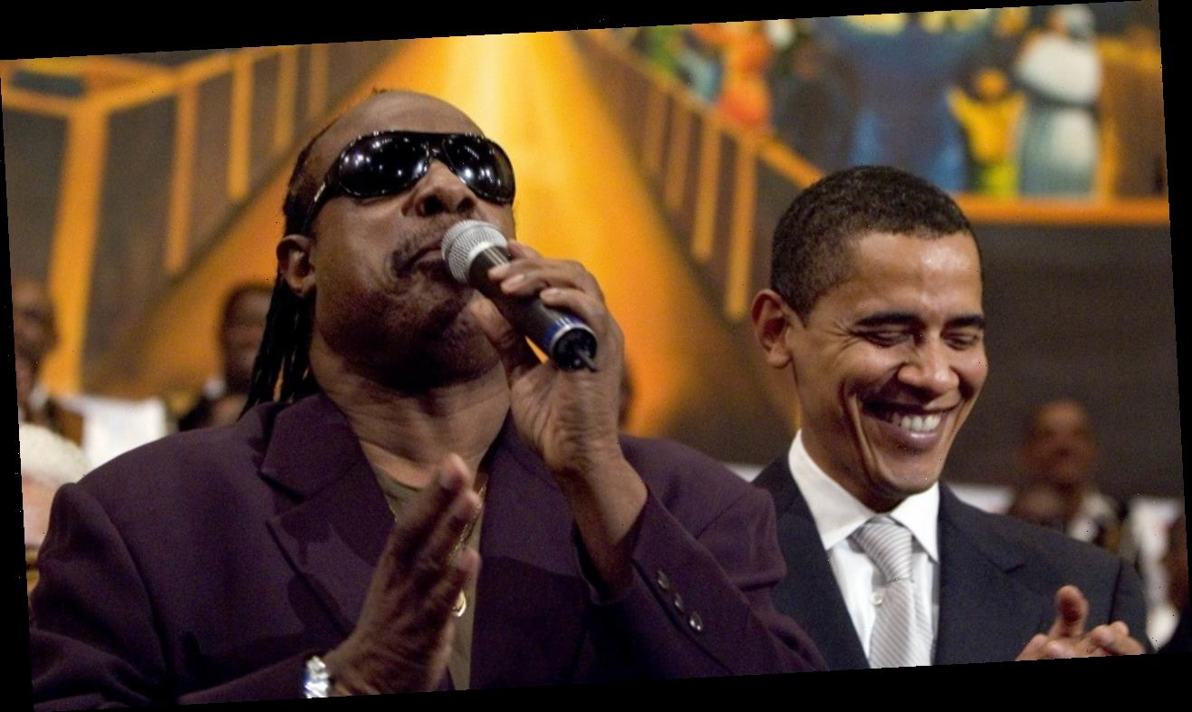 Stevie Wonder and More Stars Honor Martin Luther King Jr.