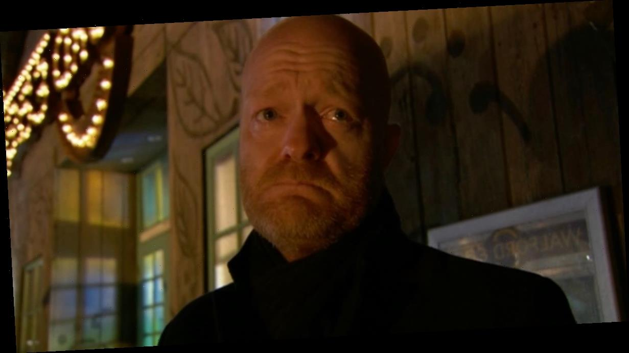 EastEnders fans left crying as Max Branning leaves Walford alone and in tears