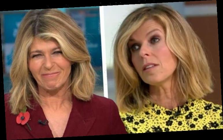 Kate Garraway gets emotional over neighbour's 'positive' gesture during 'horrible time'
