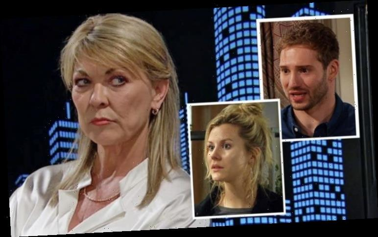 Emmerdale spoilers: Kim Tate sabotages Jamie's chance of romance with Dawn's exit