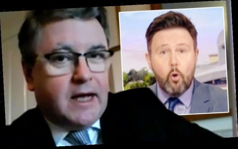 BBC Breakfast row erupts as Justice Sec under fire for Hancock court ruling