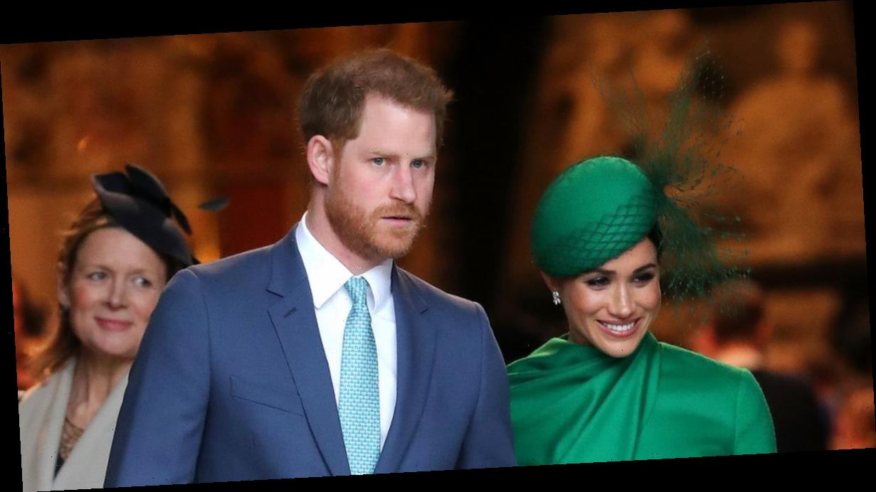 Piers Morgan brands Harry and Meghan 'shameless grifters' in royal titles rant