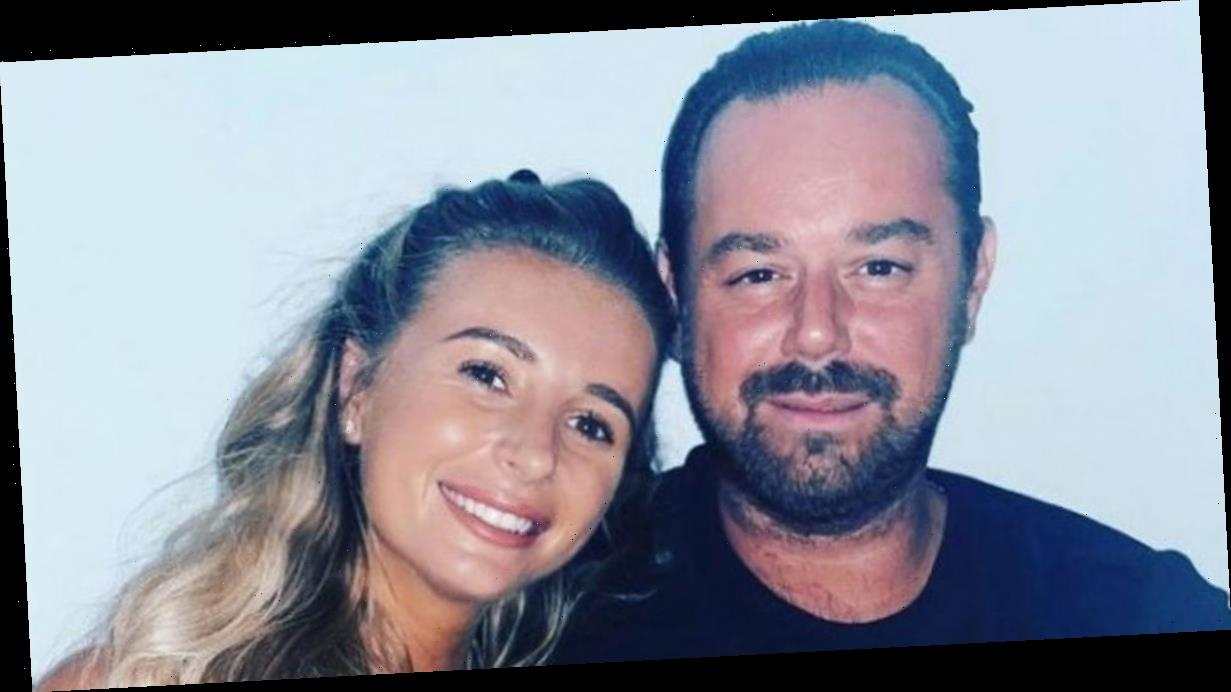 Danny Dyer quizzes Dani about night she was 'impregnated' leaving her flustered