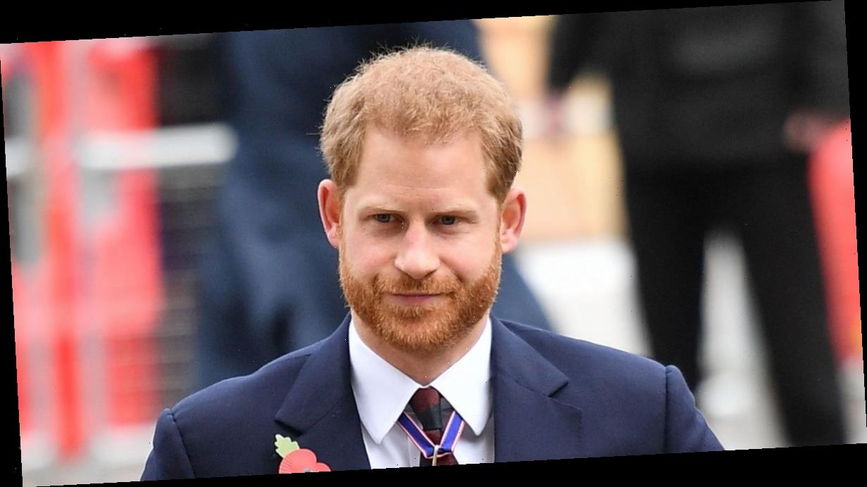 Prince Harry spotted filming mystery show with James Corden in LA