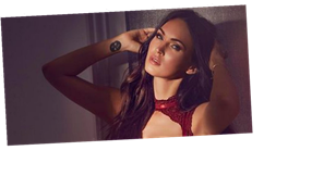 Sexiest ever celeb Valentines outfits – from Megan Fox lingerie to Rihanna PVC