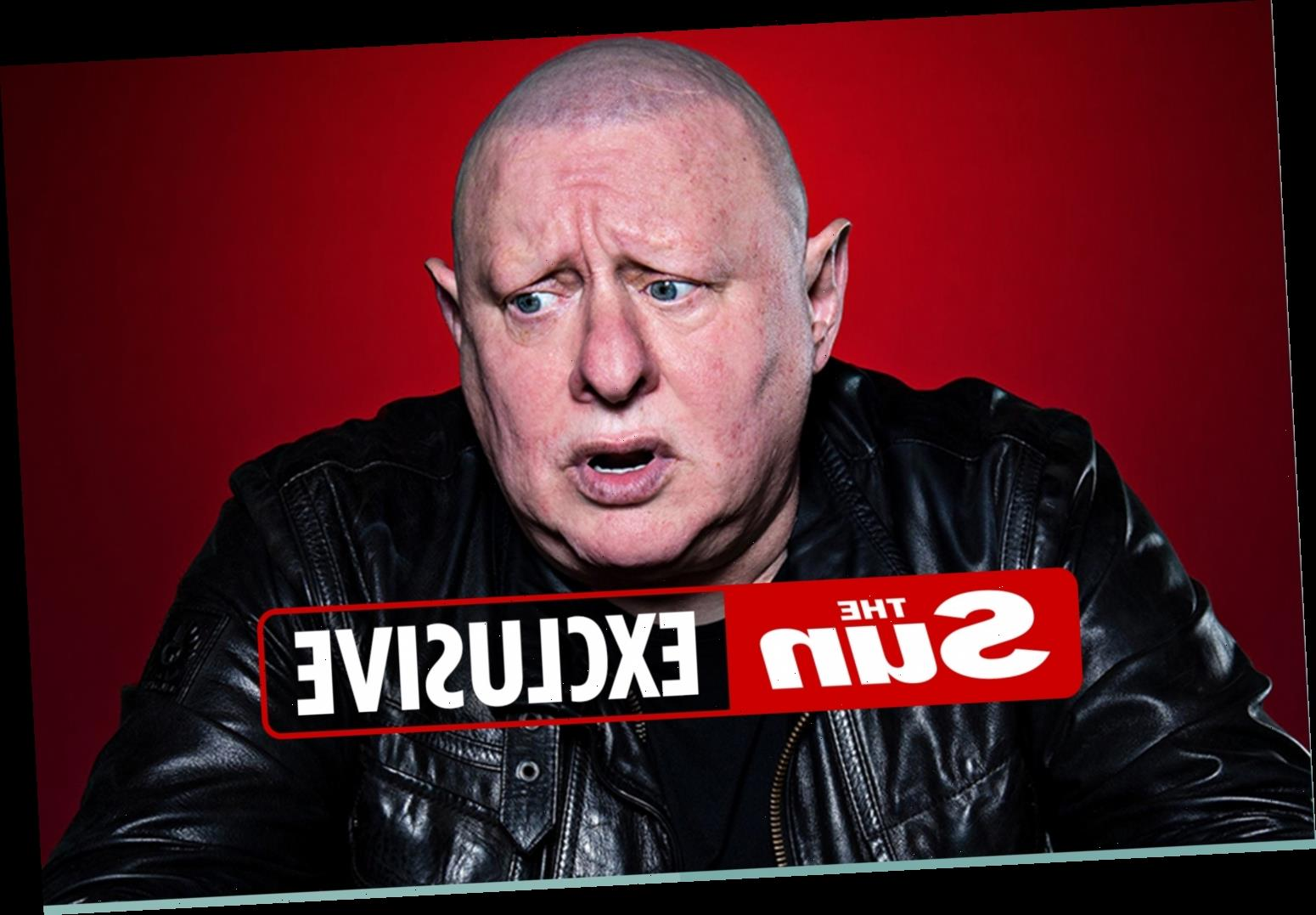 Channel 4 left with editing headache after Shaun Ryder swears 121 times during 10 minute comedy set