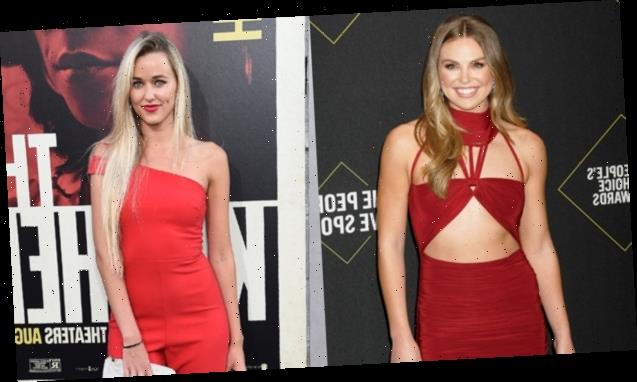 Hannah Brown Claps Back At 'Girls That Are Mean' To BFF Heather Martin After She Crashes 'The Bachelor'