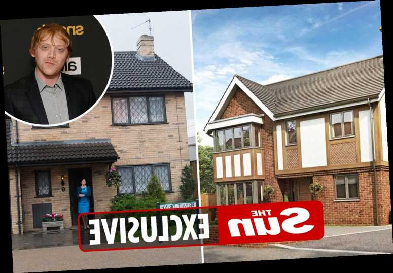 Inside Rupert Grint's three Hertfordshire houses as he sells for £2m – and they look like Harry Potter's Privet Drive