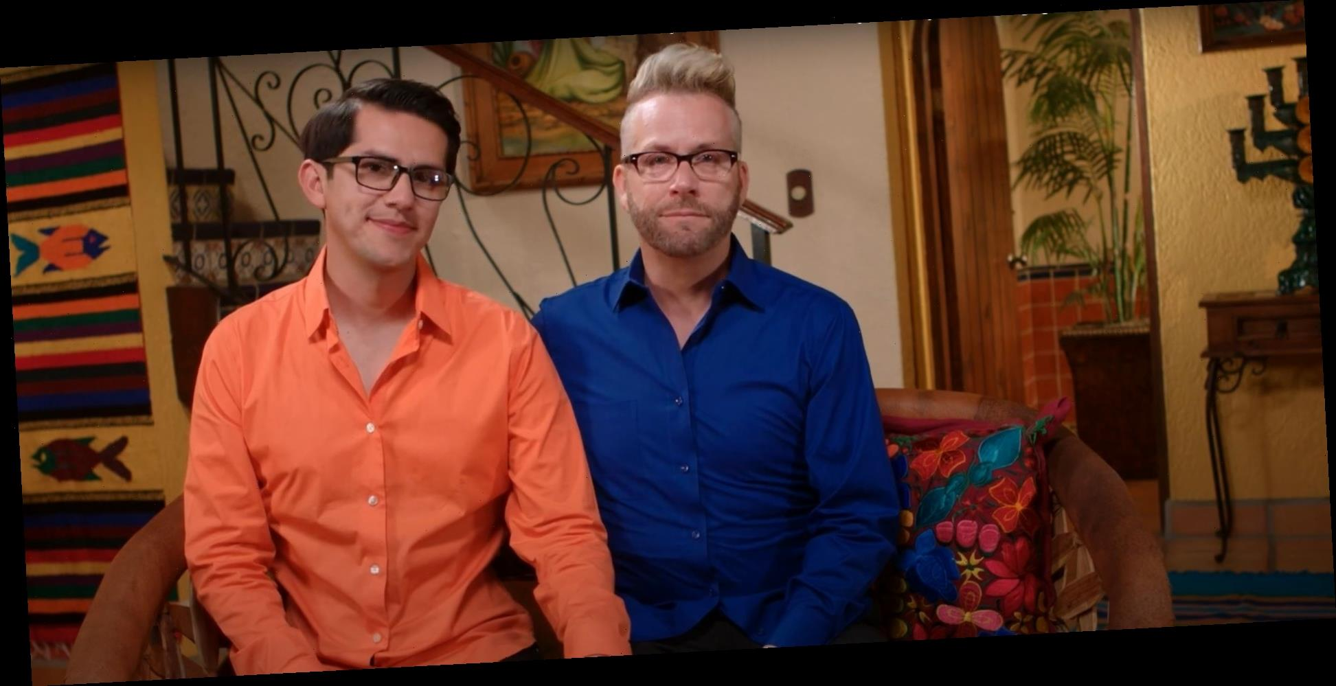 '90 Day Fiancé': Armando Isn't Sure His Dad Will Attend His Wedding