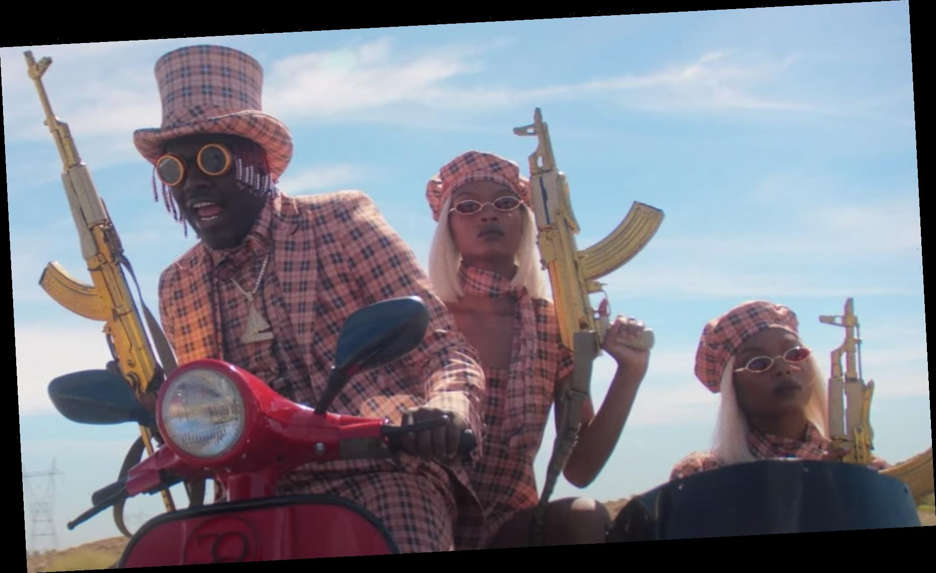 See Lil Yachty Tangle With Burglar Oliver Tree in 'Asshole' Video