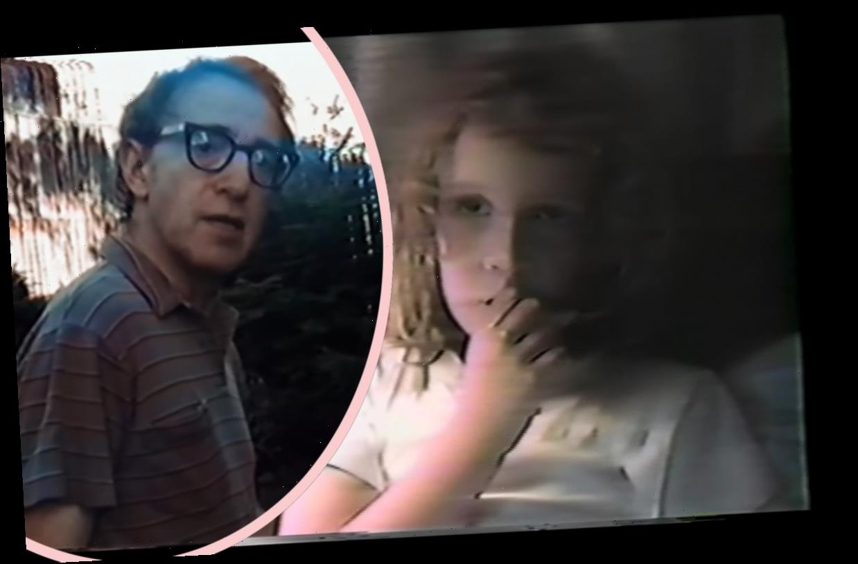 7-Year-Old Dylan Farrow Accuses Woody Allen Of Touching Her 'Privates' In Old Footage Seen For First Time For Upcoming HBO Doc