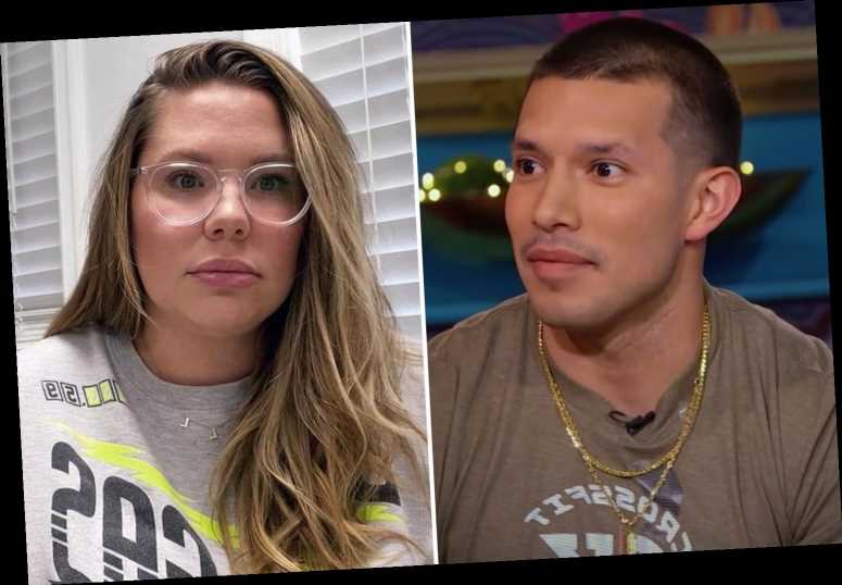 Teen Mom Kailyn Lowry admits she texts with ex Javi Marroquin but just about son Lincoln, 7, after 'affair' accusations