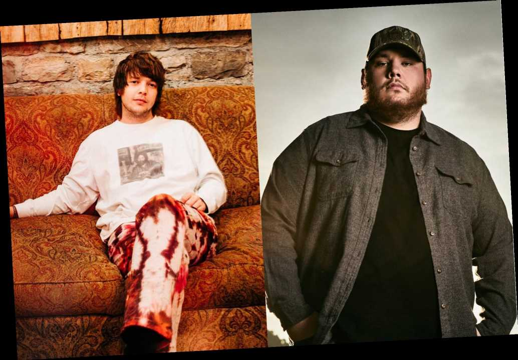 Luke Combs, Billy Strings Unite for New Bluegrass Song 'The Great Divide'