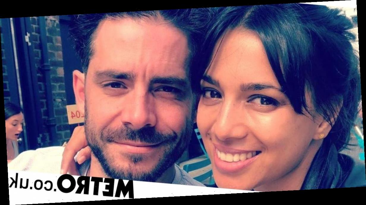 Who is Fiona Wade's husband Simon Cotton and who did he play in Emmerdale?