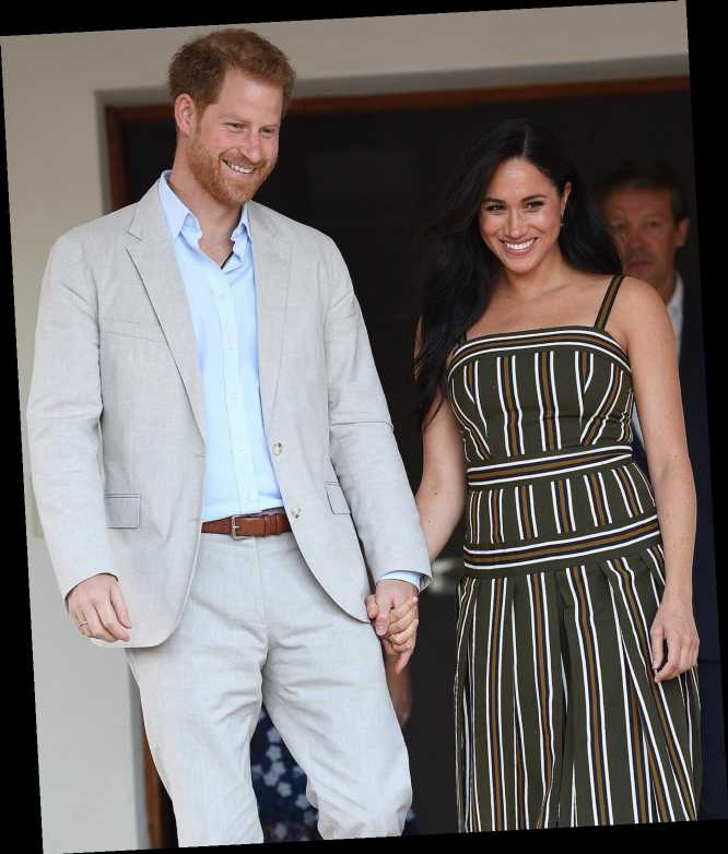 Meghan Markle and Prince Harry Announce New Commonwealth Project After Stepping Down as Working Royals