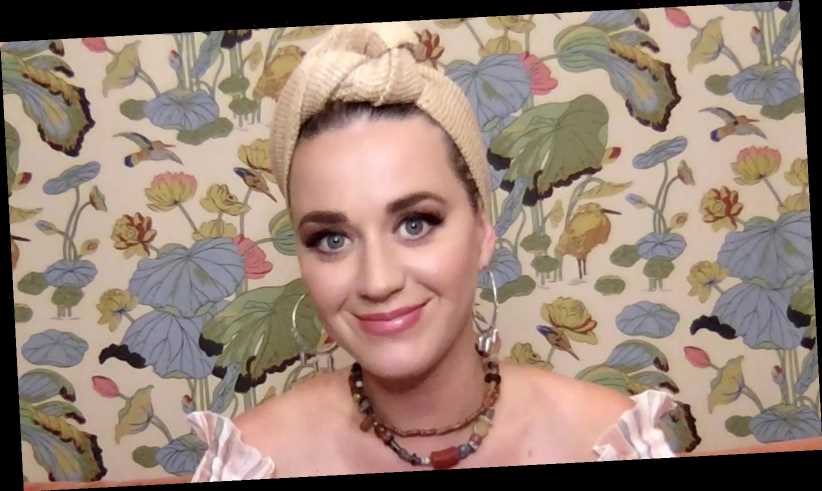 Katy Perry Shares Some Candid Comments On Being A Mom