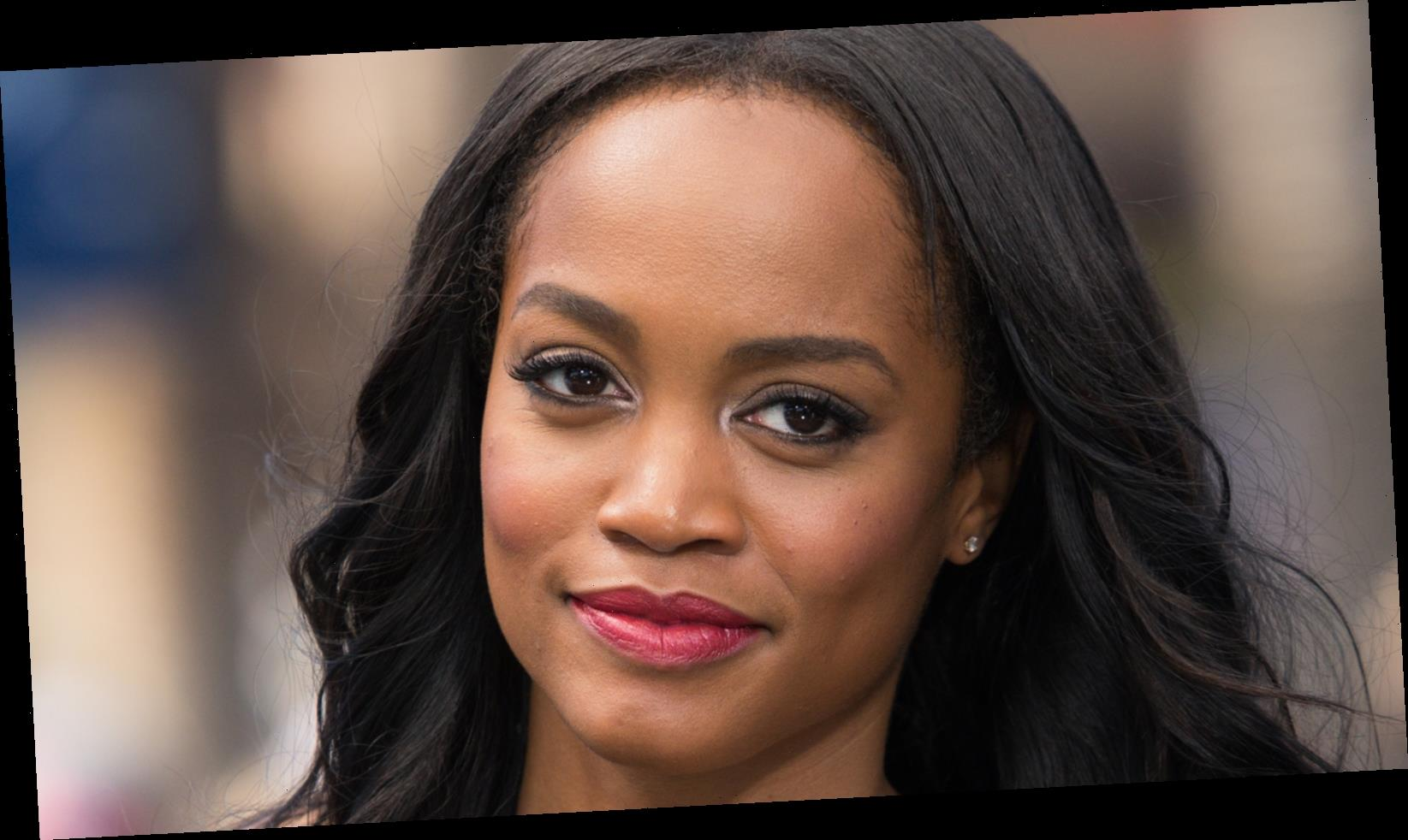 Rachel Lindsay Weighs In On The Future Of The Bachelor Franchise After Chris Harrison's Racism Controversy