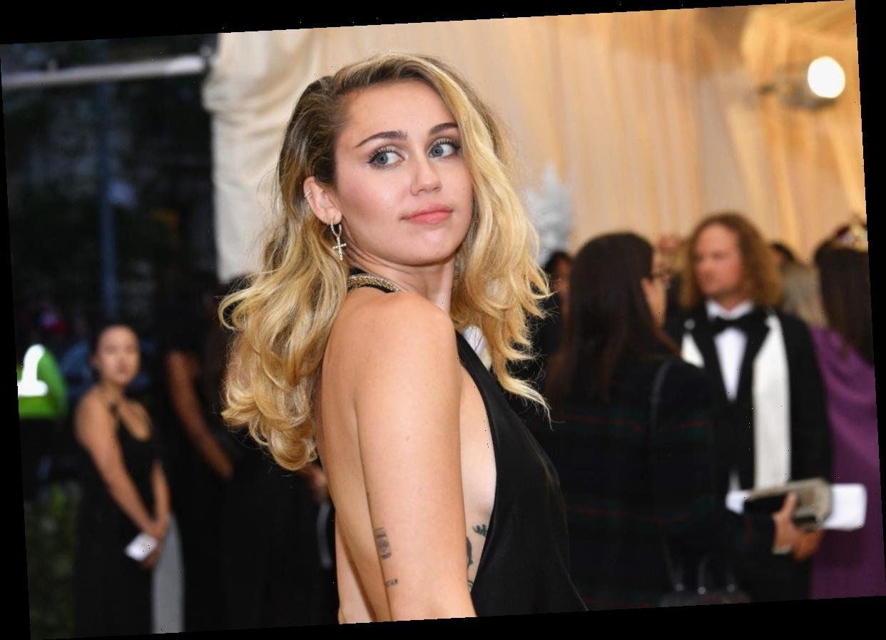 Why Miley Cyrus Changed Her Name