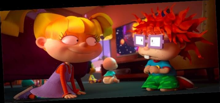 Computer Animated 'Rugrats' Revival with the Original Voice Cast Moves to Paramount+