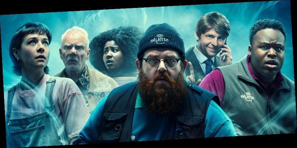 'Truth Seekers' with Nick Frost and Simon Pegg Canceled by Amazon After One Season